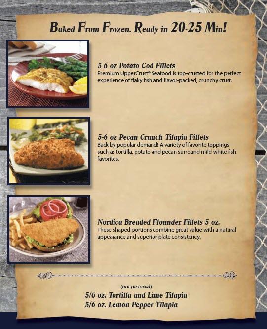 Captn chuckys Fish Products