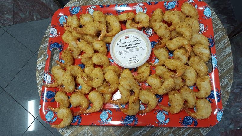 coconut Shrimp captn chuckys sm