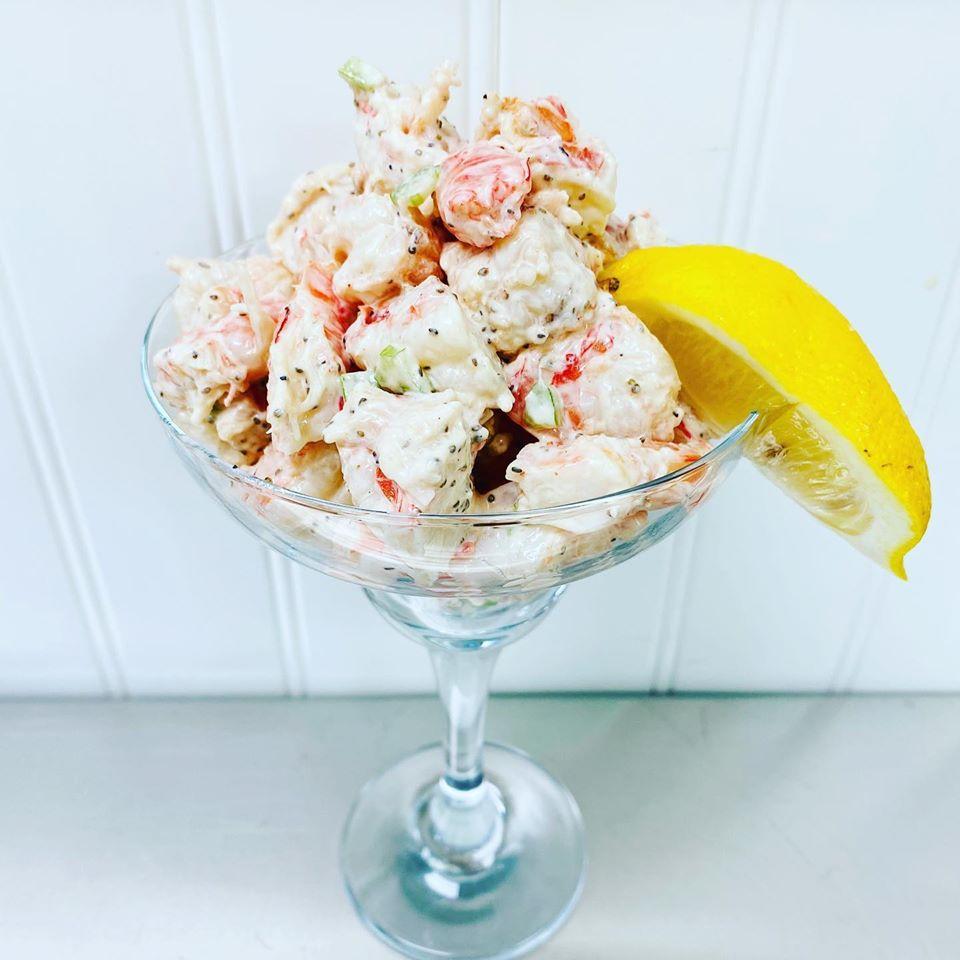 captn chuckys shrimp cocktail