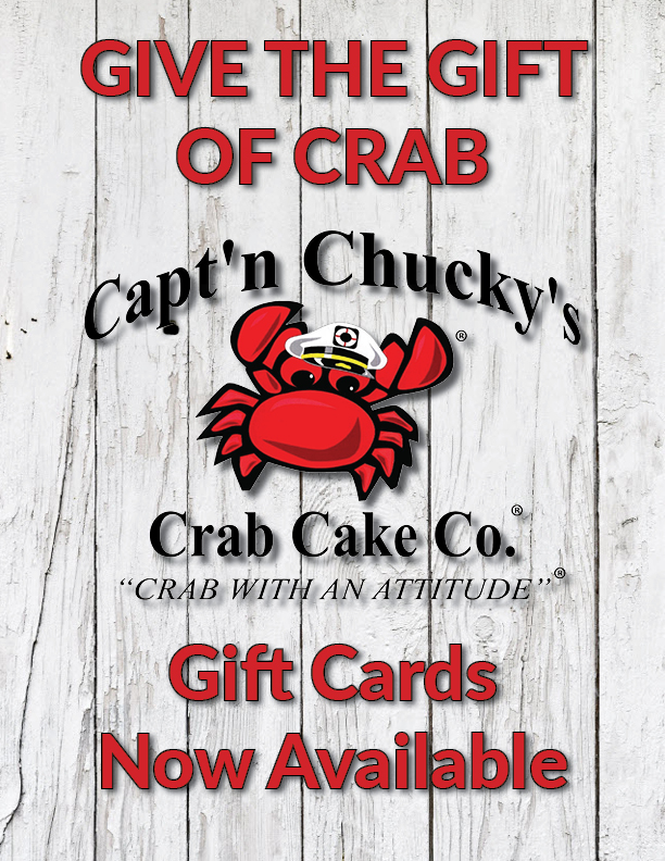 Captn Chuckys Gift Cards