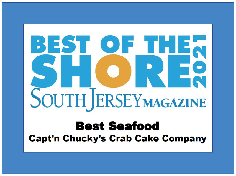 best of the shore seafood captn chuckys avalon